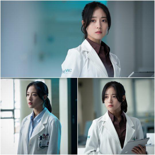 '의사 요한' 이세영. /사진제공=SBS '의사 요한'