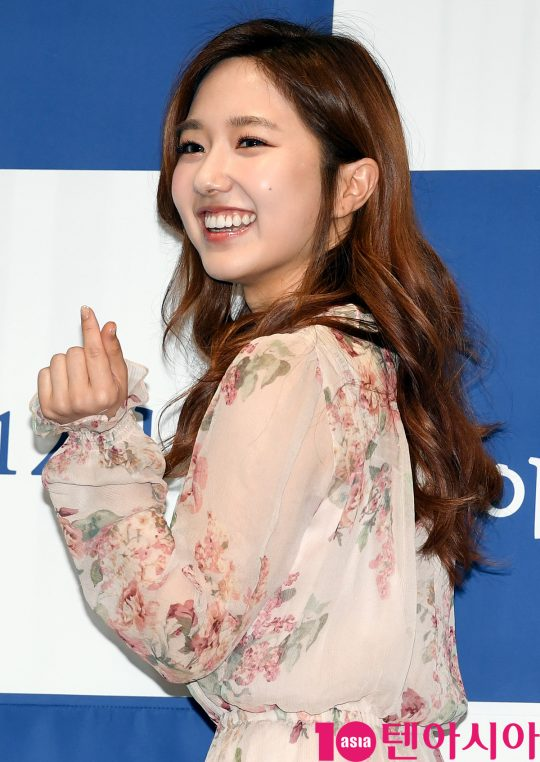 이혜성 아나운서가 1일 오전 서울 여의도 KBS 신관웨딩홀에서 열린 KBS 쿨FM 새 진행자 기자간담회에 참석하고 있다.