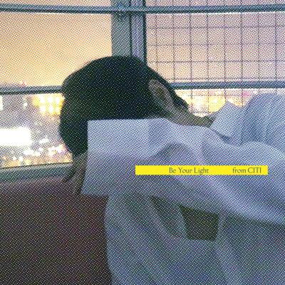 가수 CITI의 신곡 'Be Your Light'의 재킷. / 제공=뮤직원컴퍼니