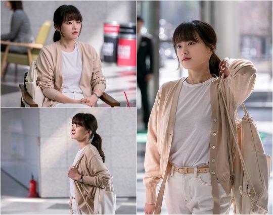 '멜로가 체질'의 배우 천우희./사진제공=JTBC
