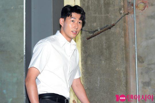 축구선수 손흥민