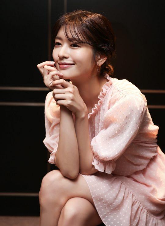 영화 '기방도령'에서 깨어있는 의식을 가진 양반가 규수 해원 역을 연기한 배우 정소민./ 사진제공=판씨네마