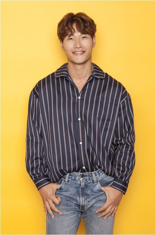 Mnet 음악 예능 '더 콜2'의 MC를 맡은 가수 겸 방송인 김종국./ 사진제공=Mnet
