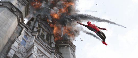 영화 '스파이더맨: 파 프롬 홈' 스틸. /사진제공=소니 픽쳐스