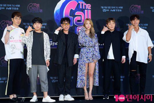 UV(유세윤,뮤지), 윤종신, 소유, 윤민수, 김종국