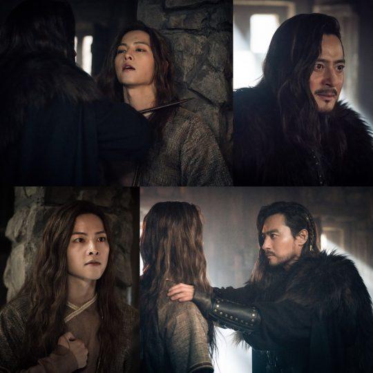 '아스달 연대기' 스틸./사진제공=tvN