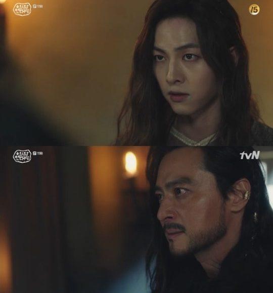 사진=tvN '아스달 연대기' 방송 화면 캡처