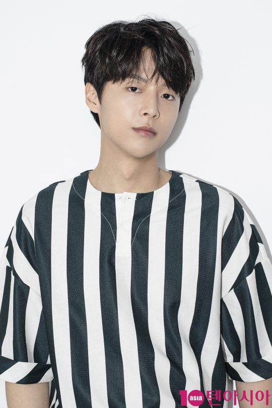 MBC 드라마 '봄봄'으로 데뷔한 배우 임현수. / 이승현 기자 lsh87@