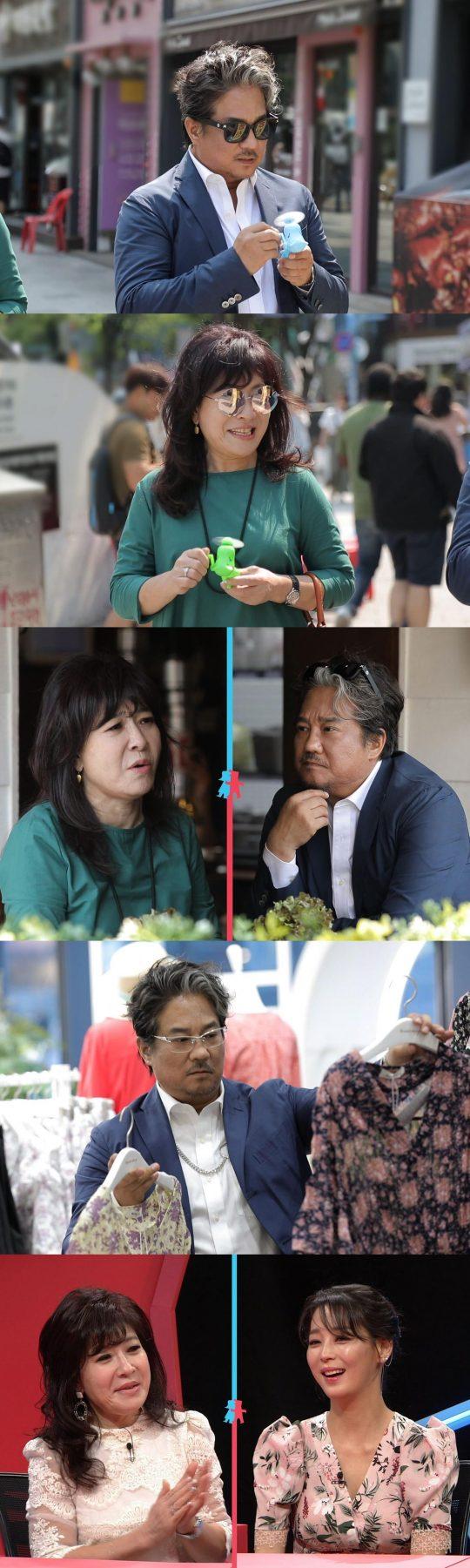 '동상이몽 시즌2 – 너는 내 운명' 노사연, 이무송 / 사진제공=SBS