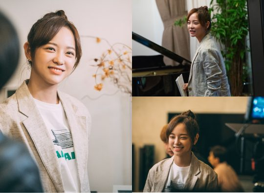 '너의 노래를 들려줘'의 김세정./사진제공=KBS2