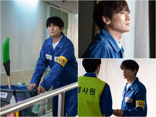 '의사 요한' 지성. /사진제공=SBS