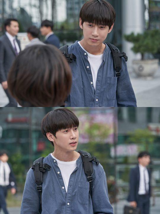 '저스티스'의 배우 박성훈./사진제공=KBS2