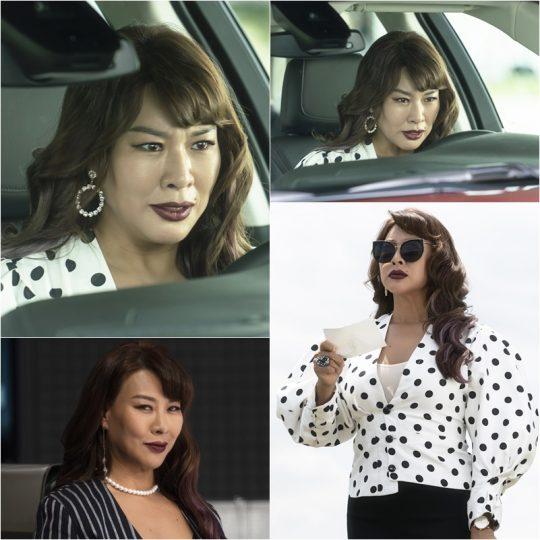 '황금정원'의 배우 정영주./사진제공=MBC