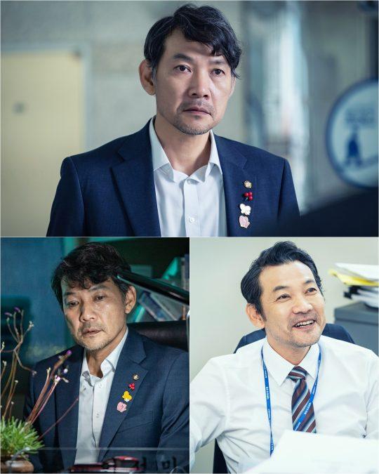 배우 정진영. / 제공=스튜디오앤뉴