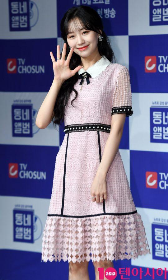 [TEN PHOTO]러블리즈 수정 '손바닥 보다 작은얼굴'