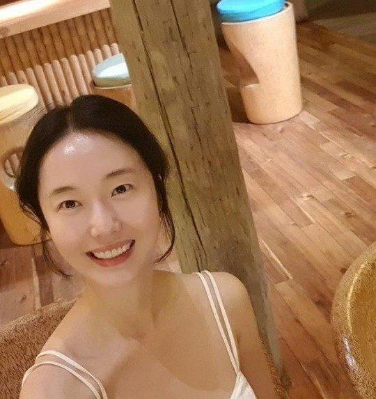 가수 겸 배우 이정현./ 사진=인스타그램
