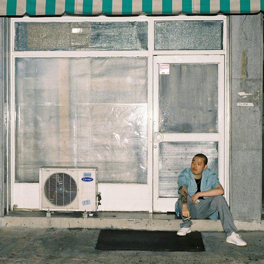이센스의 새 앨범 '이방인' 일반반 커버/ 사진= BEASTS AND NATIVES ALIKE 제공