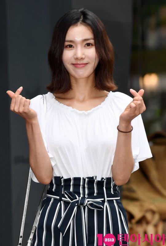 [TEN PHOTO]길은혜 '청량한 미소가 매력적인 배우'