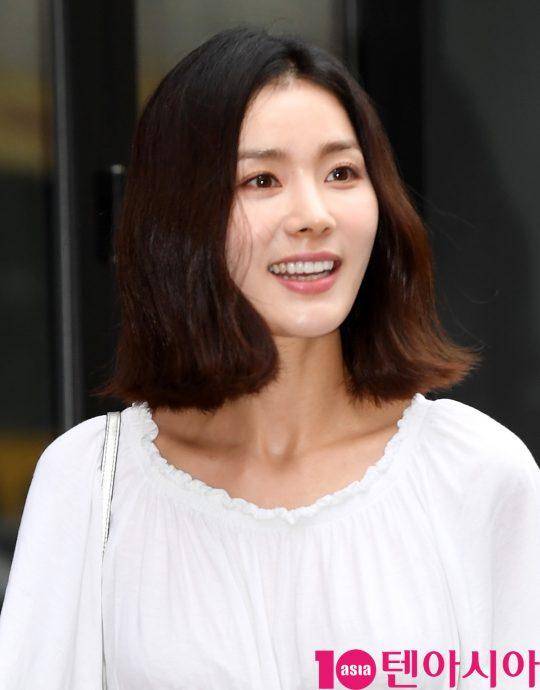 [TEN PHOTO]길은혜 '상큼한 미소'