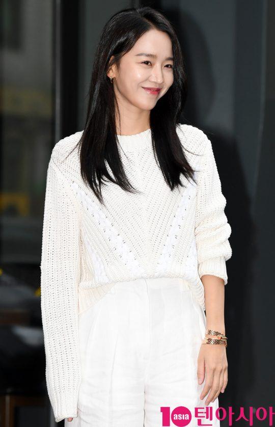 [TEN PHOTO]신혜선 '꽃보다 아름다운 미소'