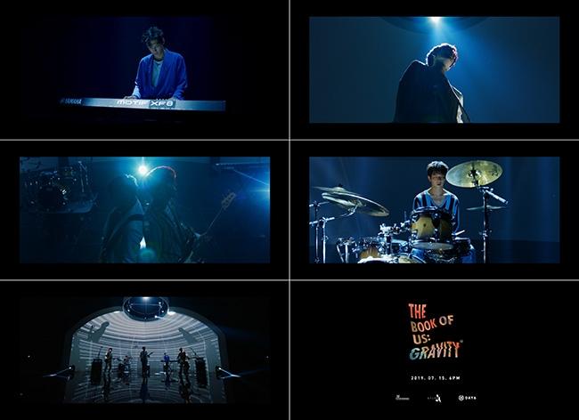 DAY6, 타이틀곡 `한 페이지가 될 수 있게` 뮤직비디오 티저 첫 공개