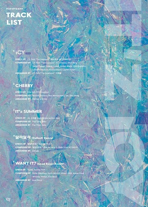 ITZY, 새 앨범 타이틀곡은 `ICY`…JYP 수장 박진영 곡으로 컴백 확정