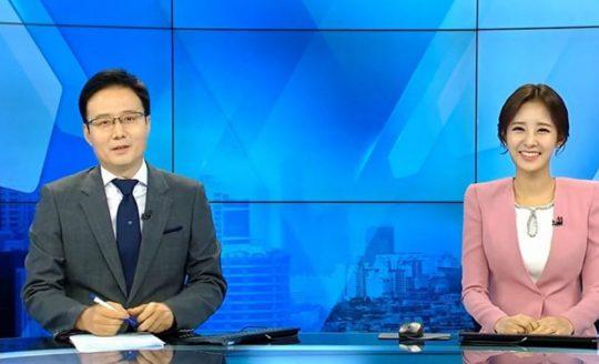 YTN 박유라 아나운서 마지막 뉴스./ 사진=인스타그램
