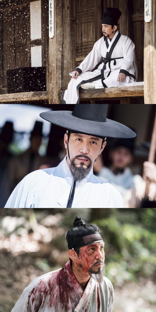 배우 최원영. / 제공=SBS '녹두꽃'