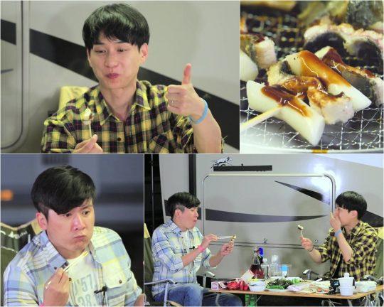 가수 김원준, 홍경민. / 제공=KBS2 '배틀트립'