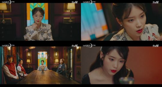 tvN '호텔 델루나' 방송화면.