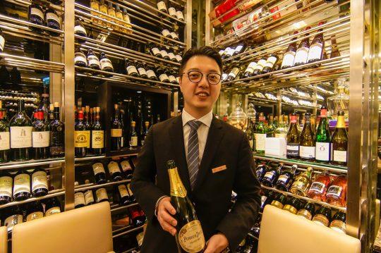 코디스 홍콩의 와인 시음회