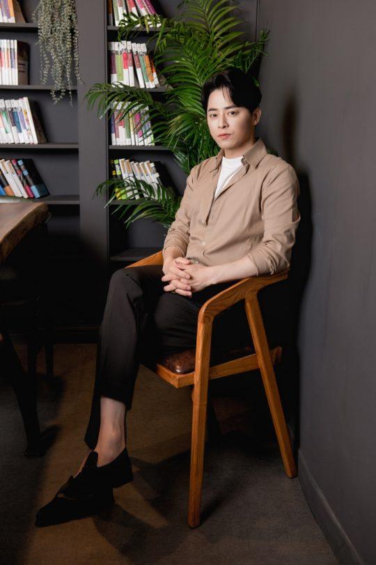 '열일'할 수 있는 원동력은 연기가 재미있기 때문이라는 배우 조정석. /사진제공=잼엔터테인먼트
