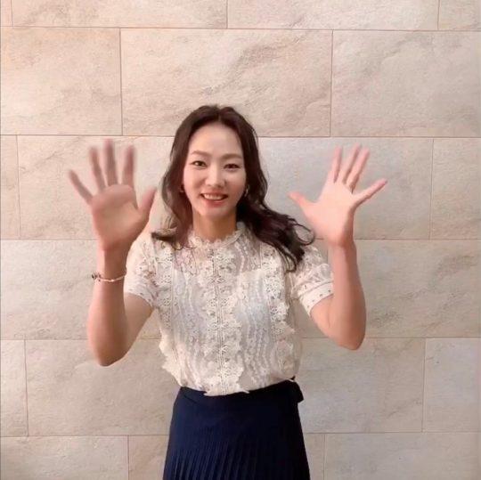 배우 윤지혜. / 제공=씨제스엔터테인먼트
