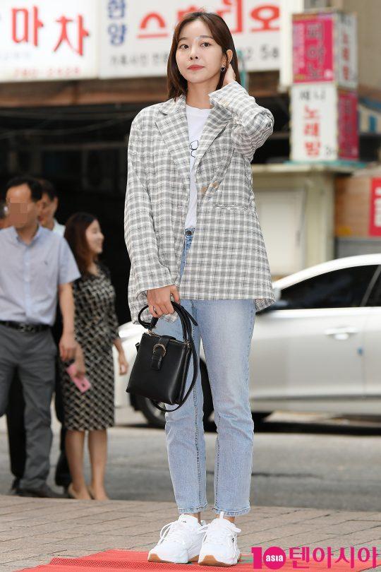 배우 김가은