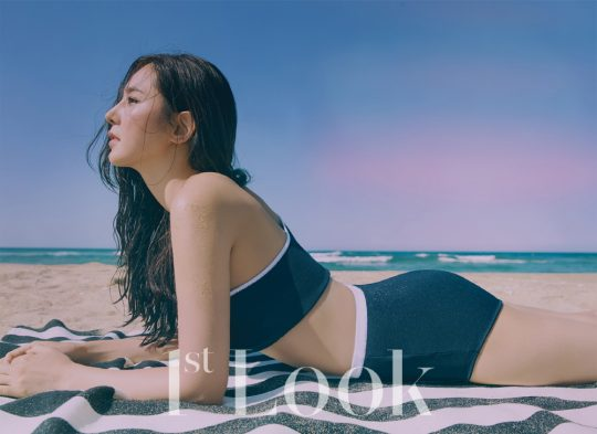 배우 한채아 / 사진제공=퍼스트룩