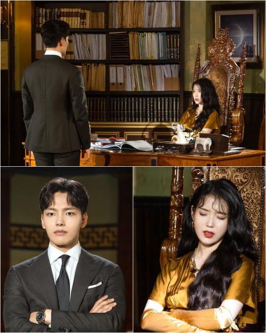 고용인과 피고용인이 된 '호텔 델루나' 이지은, 여진구. /사진제공=tvN