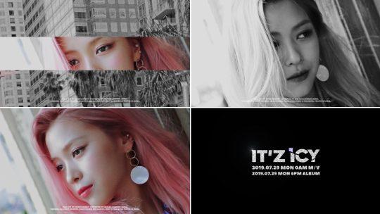 그룹 ITZY(있지)의 류진 / 사진제공=JYP엔터테인먼트
