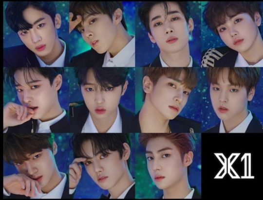 Mnet '프로듀스X101'로 탄생한 프로젝트 그룹 엑스원(X1) / 사진제공=엑스원 인스타그램