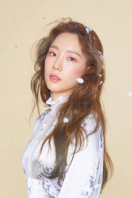 소녀시대의 태연./사진제공=SM엔터테인먼트
