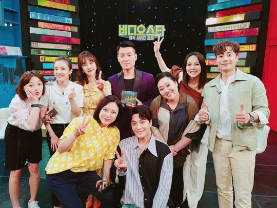 MBC every1 '비디오스타'. 사진제공=쇼온컴퍼니
