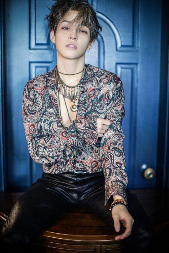 """김우성은 """"그래미 시상식에서 상을 받는 것이 목표""""라고 말했다. / 제공=제이앤스타컴퍼니"""