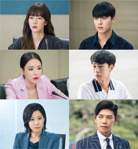 '검블유' 출연진./사진제공=tvN