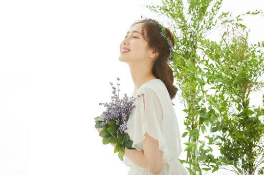 배우 박소은. /사진제공=리하셀