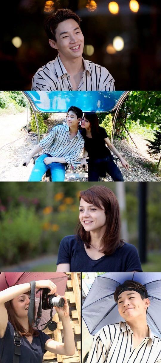 헨리와 캐서린 프레스콧의 한국투어. /사진제공=MBC '나 혼자 산다'