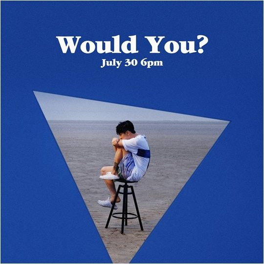다비(DAVII) 'Would You' 티저./ 사진제공=다비 인스타그램