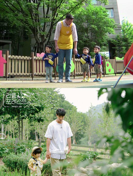 '아이를 위한 나라는 있다'(위)와 '리틀 포레스트' 스틸. /사진제공=KBS, SBS