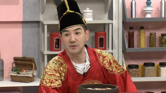 '냉장고를 부탁해'의 배우 한상진./사진제공=JTBC