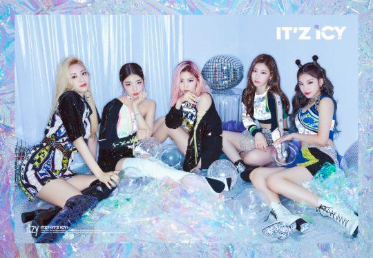 그룹 ITZY(있지) / 사진제공=JYP엔터테인먼트
