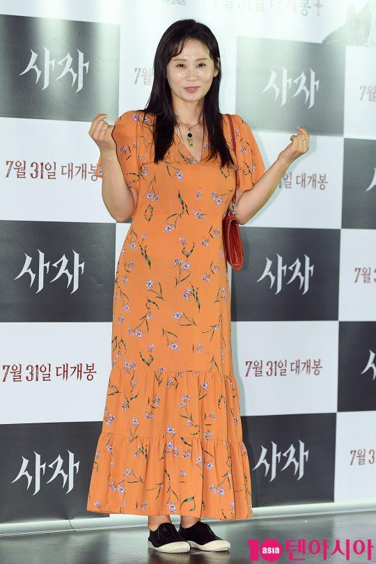 배우 김선영