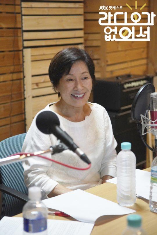 JTBC 팟캐스트 '라디오가 없어서'. /사진제공=JTBC